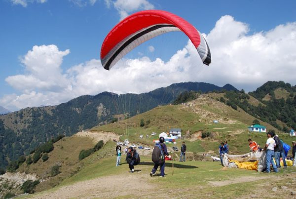 Paragliding in india cost