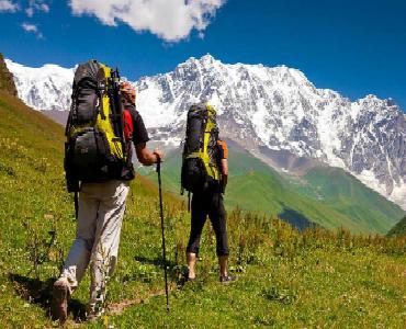 Mountain-Trekking